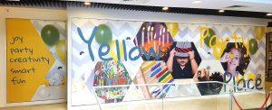 sala de petreceri pentru copii Yellow Place sector 3 Bucuresti IOR